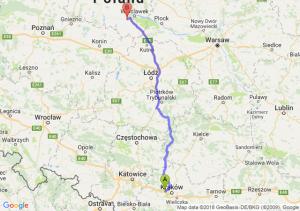 Balice - Brześć Kujawski