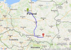 Trasa Białe Błota - Tarnów