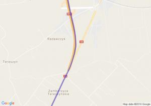 Niedrzwica Kościelna (lubelskie) - Lublin (lubelskie)
