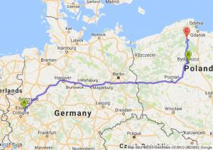 Remscheid Brd - Bydgoszcz (kujawsko-pomorskie) - Waglikowice
