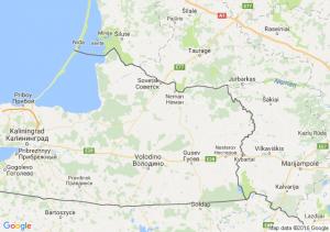 Gdynia (pomorskie) - łódż - Złoczew (łódzkie)