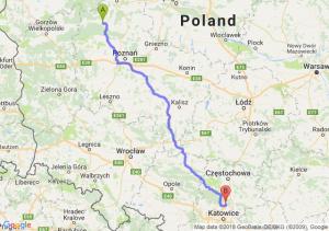 Ciszkowo - Pyrzowice