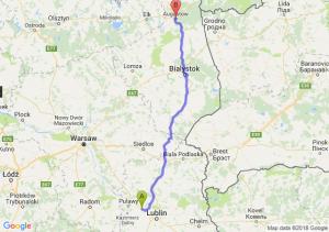 Markuszów - Augustów