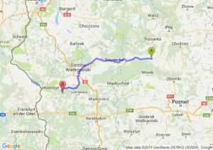 Ciszkowo - Muszkowo