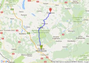 Gorzów Wielkopolski - Choszczno