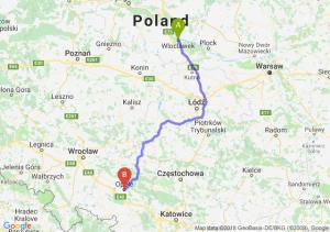 Włocławek - Opole