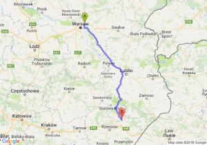 Zielonka - Leżajsk