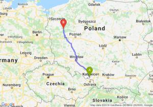 Trasa Racibórz - Drezdenko