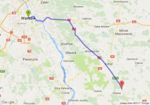 Warszawa - Puznówka (mazowieckie)