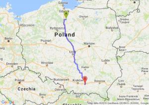 Opalenie - Brzesko