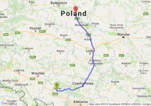 Opole - Ciechocinek