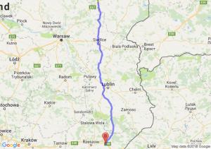 Zambrów - Przeworsk