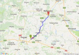 Kostrzyn - Brzoza (koło Bydgoszczy)