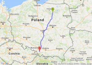 Szczytno - Czechowice-Dziedzice