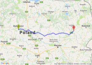 Brzoza (koło Bydgoszczy) - Zambrów