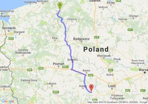 Miastko - Błaszki