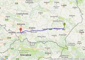 Sieniawa - Czechowice-Dziedzice