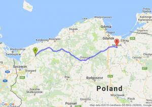 Płoty - Malbork