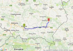 Kraków - Kopki