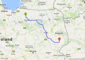Dobre Miasto - Bielsk Podlaski