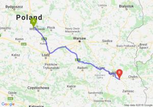 Brześć Kujawski - Piaski