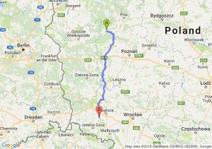 Wieleń - Złotoryja