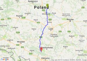 Lipno - Lubliniec