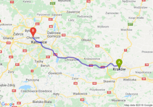 Kraków - Chorzów