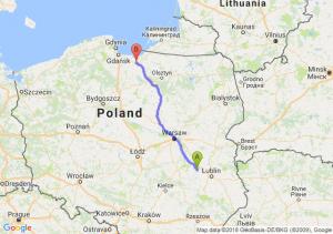 Puławy - Elbląg
