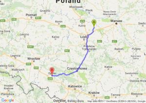 Łowicz - Opole
