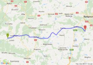Ciszkowo - Łabiszyn