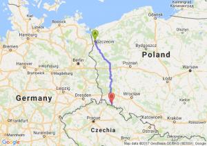 Szczecin (zachodniopomorskie) - Przesieka