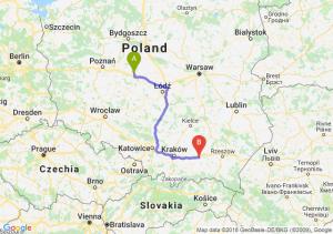 Trasa Konin - Tarnów