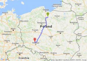 Brachlewo - Oborniki Śląskie