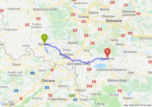 Trasa Racibórz - Pszczyna