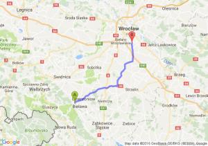 Pieszyce (dolnośląskie) - Zerniki Wroclawskie