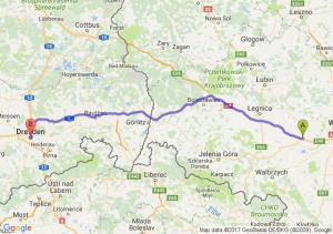 Kostomłoty (dolnośląskie) - Dresden
