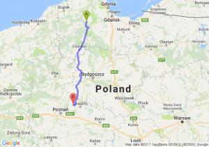 Sulęczyno - Sławno (wielkopolskie)