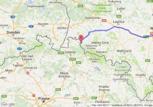 Wroclaw - Pobiedna Kolo Swieradowa Zdroj