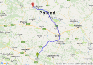 Opole (opolskie) - Naklo Nad Notecia