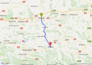 Tarnów - Gorlice