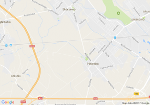 Rokietnica (wielkopolskie) - Sady (wielkopolskie)