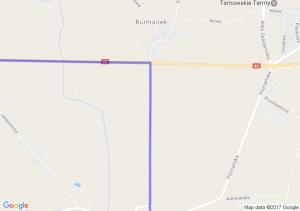 Poznań Dębiec - Tarnowo Podgórne (wielkopolskie) - Chrzypsko Wielkie (wielkopolskie)