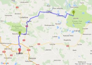 Zienki - Niemce - Lublina