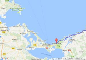 Gryfice (zachodniopomorskie) - Niechorze - Międzyzdrojów