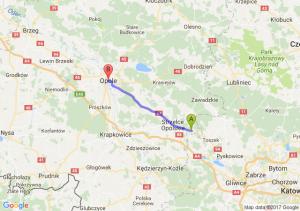 Błotnica Strzelecka (opolskie) - Opole