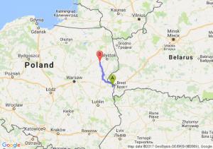 Malaszewicze - Sokoły (podlaskie)