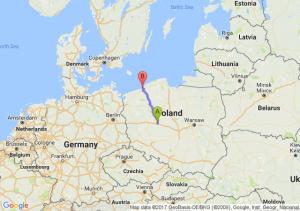 Września (wielkopolskie) - Lazy Pomorskie