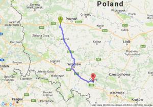Opalenica (wielkopolskie) - Opole (opolskie)