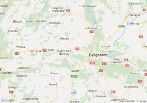 Gostyń (wielkopolskie) - Mirosławiec (zachodniopomorskie)